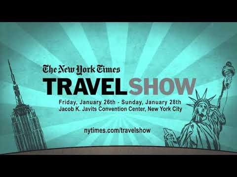 NY Times Travel Show 2018 on HamptonsTV