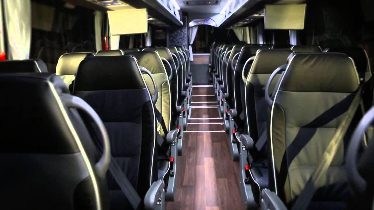 Abc Las Vegas >> ABC Companies & Van Hool - TX & CX Reveal Video - YouTube