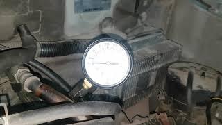 Замер компрессии митсубиси паджеро бензиновый 4G74