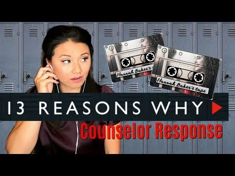 Teen Suicide - Counselor Response to 13 Reasons Why