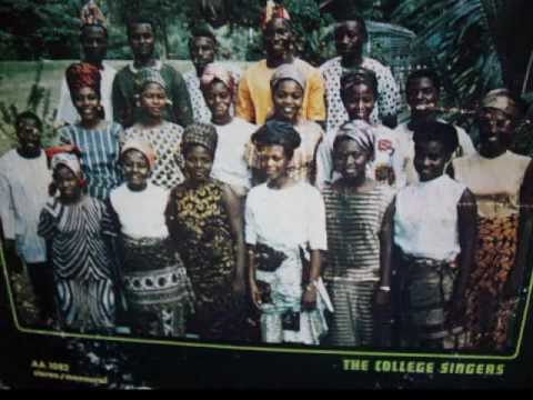 Songs Of Faith: The College Singers (pt.3) (By Mola Mbella Ndoko)