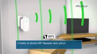 devolo WiFi Repeater (française)