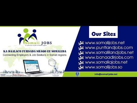 How to Write a Good CV - Somali Jobs