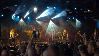POWERWOLF - Incense & Iron (HD) Live at Tons of Rock,Oslo 29.06.2019