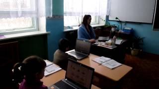 Фрагмент урока в 1 классе. Учитель Андреева В.Н. ГБОУ СОШ с. Дмитриевка