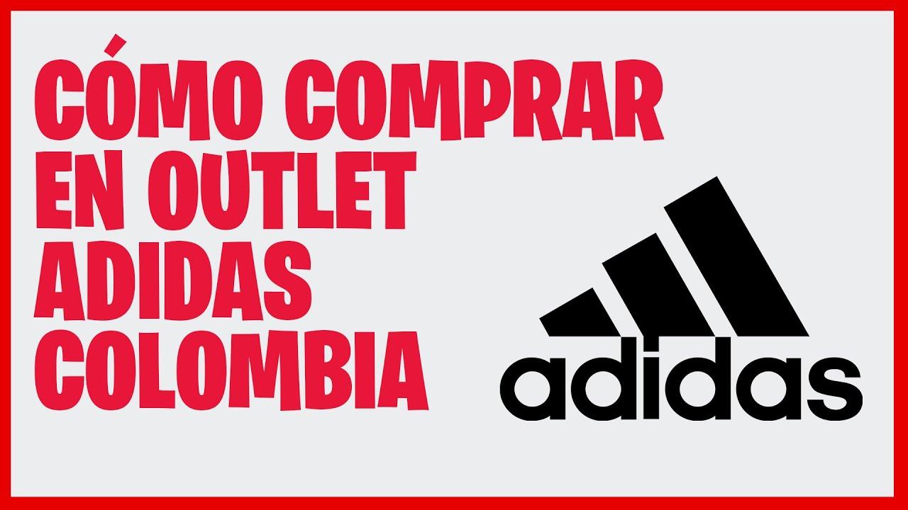 Cómo comprar tenis baratos en ADIDAS online Colombia | Outlet Adidas Colombia