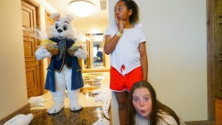TIANA'S EASTER SURPRISE!!