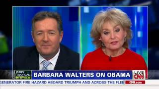 Barbara Walters: We thought Obama was going to be the next Messiah