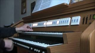 Michele Novaro - Il Canto degli Italiani - [Italian National Anthem Organ]