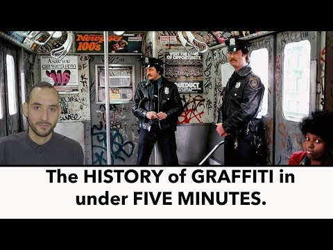 FWTV - The HISTORY of GRAFFITI in under FIVE MINUTES.