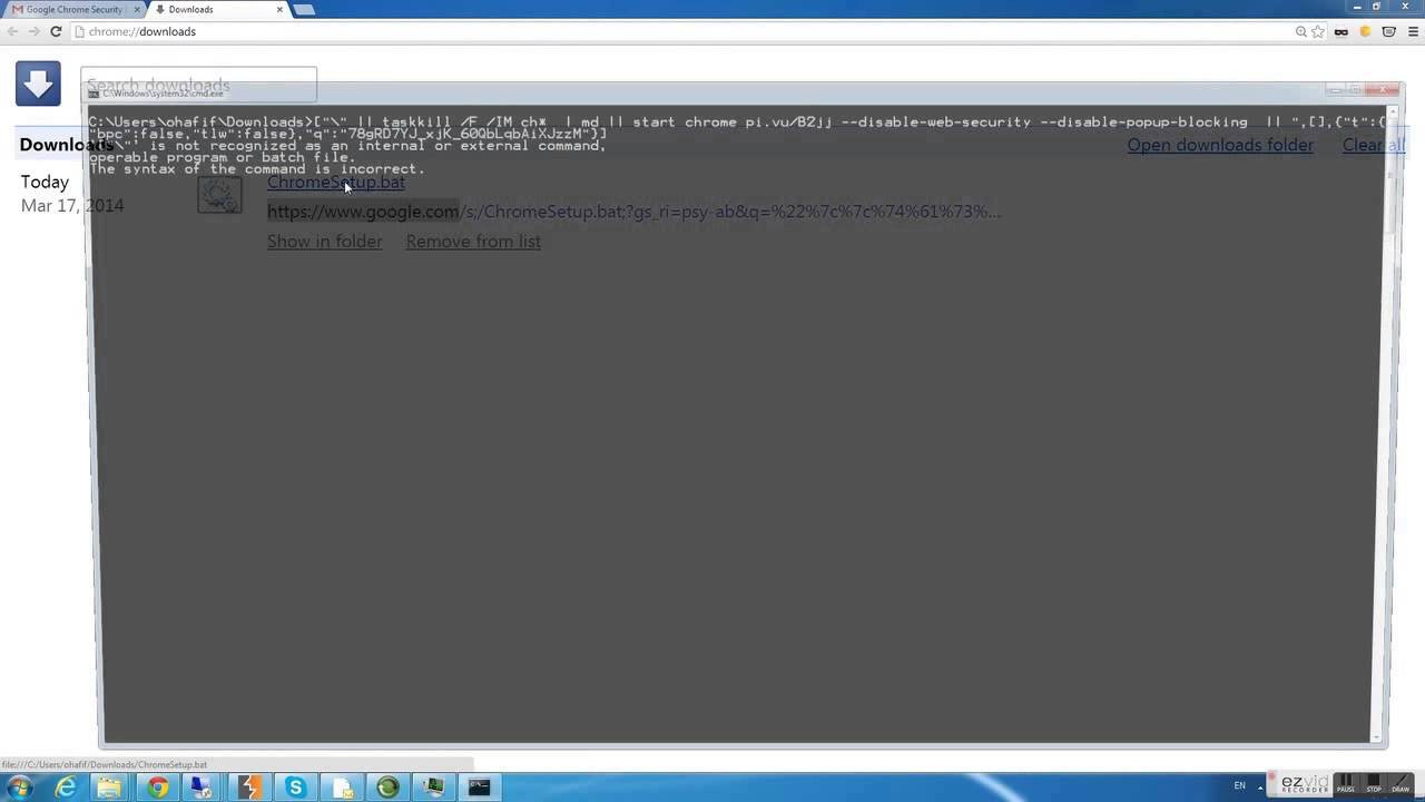 Reflected File Download - A New Web Attack Vector