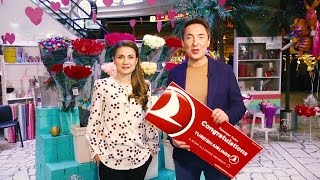 Продолжается самый красивый и щедрый конкурс «Праздник Тюльпанов»