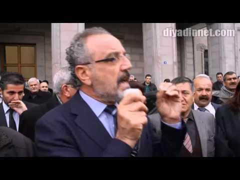 Ağrı Belediye Baskanı SIRRI Sakık'ın yargılanması