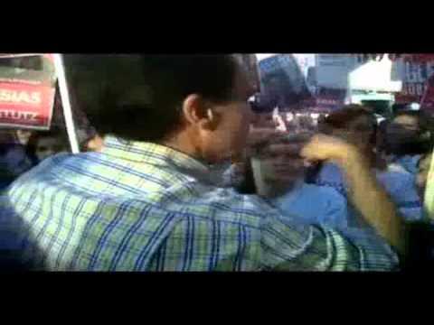 Iglesias se copó con el pogo del Corta Boleta y lo pide para cerrar cada acto