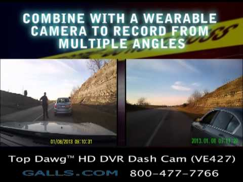 Top Dawg Dash Cam At Galls