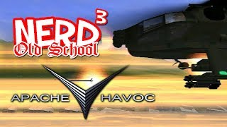 Nerd³ Old School - Apache vs Havoc