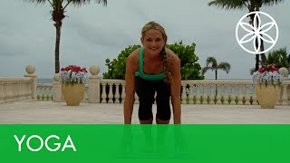 Calorie Killer Yoga with Colleen Saidman - Rise and Shine | Yoga | Gaiam