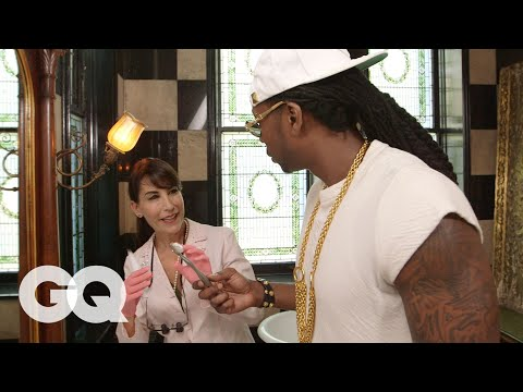 2 Chainz's Diamond- and Gold-Encrusted Smile | Most Expensivest Shit | GQ