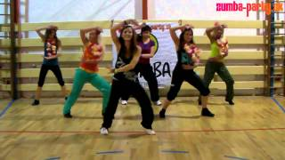 "Don Omar - Taboo - Zumba ""Hawaii"" Choreography by Lucia Meresova"