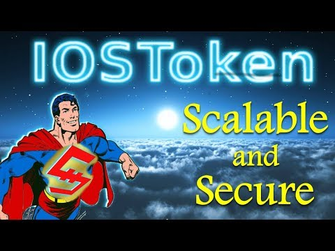 Internet of Services (IOST) Reviewed and Explained: Scalable and secure!