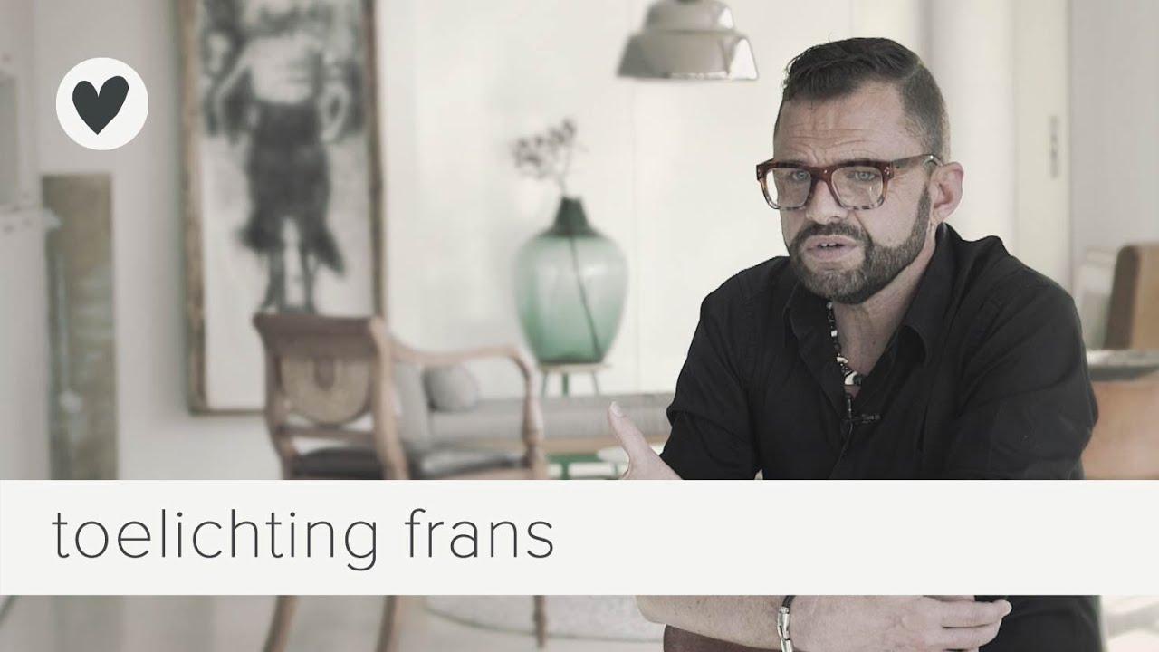 Afl 1 frans licht metamorfose keuzes toe vtwonen weer for Interieur stylisten
