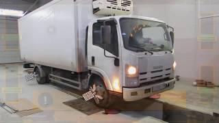 Стенд сход развал для грузовиков Техно Вектор 7 Truck(, 2018-01-16T08:45:43.000Z)