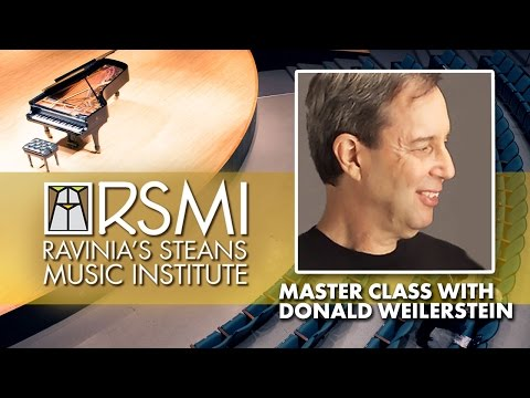 RSMI Master class with Donald Weilerstein 2016