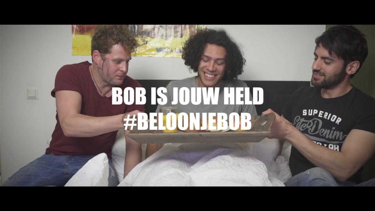 Hoe beloon jij je Bob? #beloonjebob