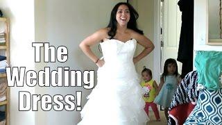 The Wedding Dress! - July 11, 2015 -  ItsJudysLife Vlogs