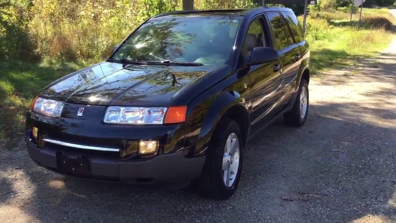 Saturn saturn 2004 : 2004 Saturn VUE Update - YouTube