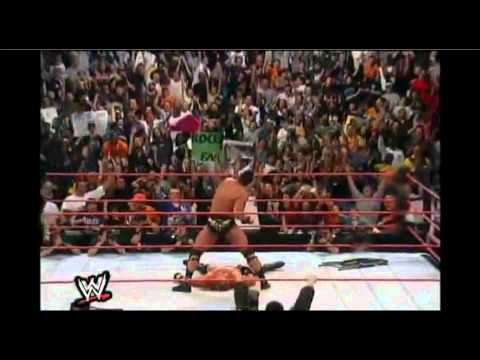 WWE theme song the rock - if you smell with lyrics