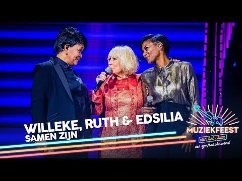 Willeke Alberti, Edsilia Rombley & Ruth Jacott - Samen zijn | Muziekfeest van het Jaar 2018