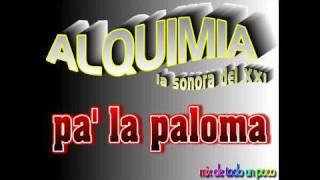 pa' la paloma (alquimia)