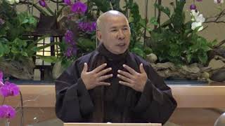 Br. Phap Dang - Day of Mindfulness at Deer Park - May 27th 2018