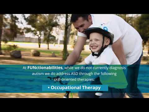 Pediatric Therapy Specialists | FUNctionabilities