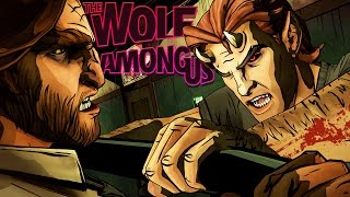 The Wolf Among Us - SMOKE & MIRRORS!! (Episode 2)