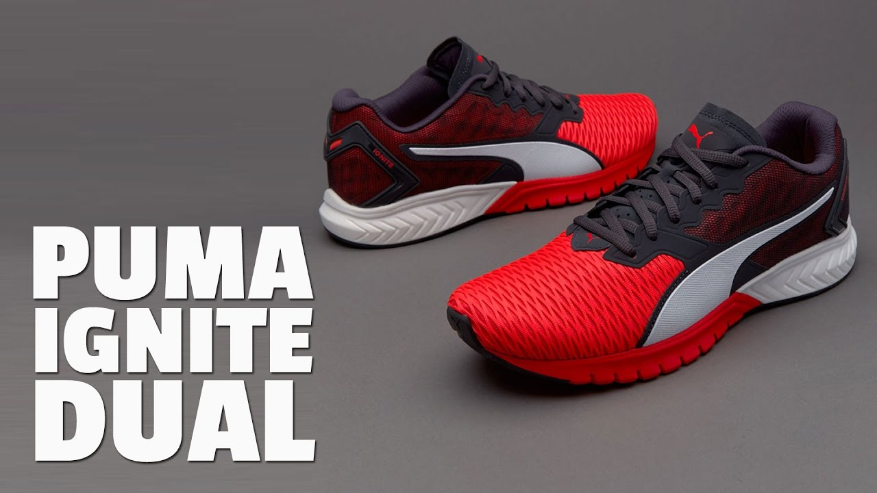 zapatillas puma ignite dual