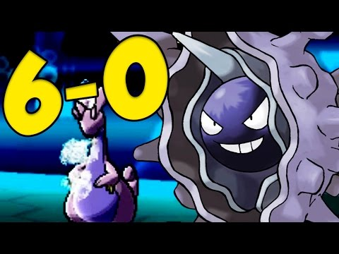 NONSTOP 6-0 CLOYSTER SWEEPS!
