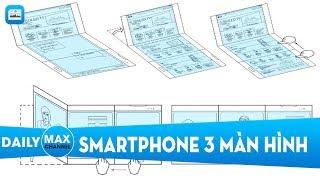 MaxDaily 08/02: LG sắp ra smartphone 3 màn hình