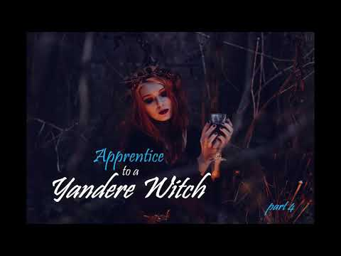 Apprentice to a Yandere Witch ASMR Roleplay (Charmed Pt 4) (Female x Male Listener)