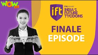 India's Future Tycoons | 2021 | Finale Episode | Wow Kidz
