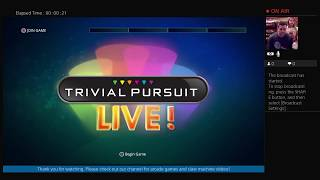 Trivial Pursuit Online Live! Super Fun Game!!!!