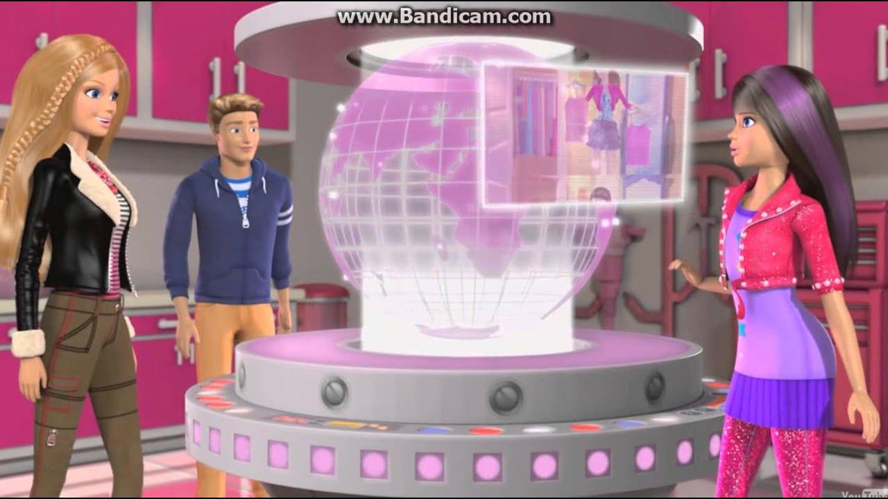 """Барби жизнь в доме мечты - новые серии - """"супер команда 1 ..."""