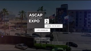 """ROLAND INSPIRES HANDS-ON MUSIC MAKING AT ASCAP """"I CREATE MUSIC"""" EXPO"""