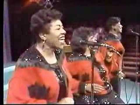 The Barrett Sisters - The Lord Reigneth/I Go To The Rock