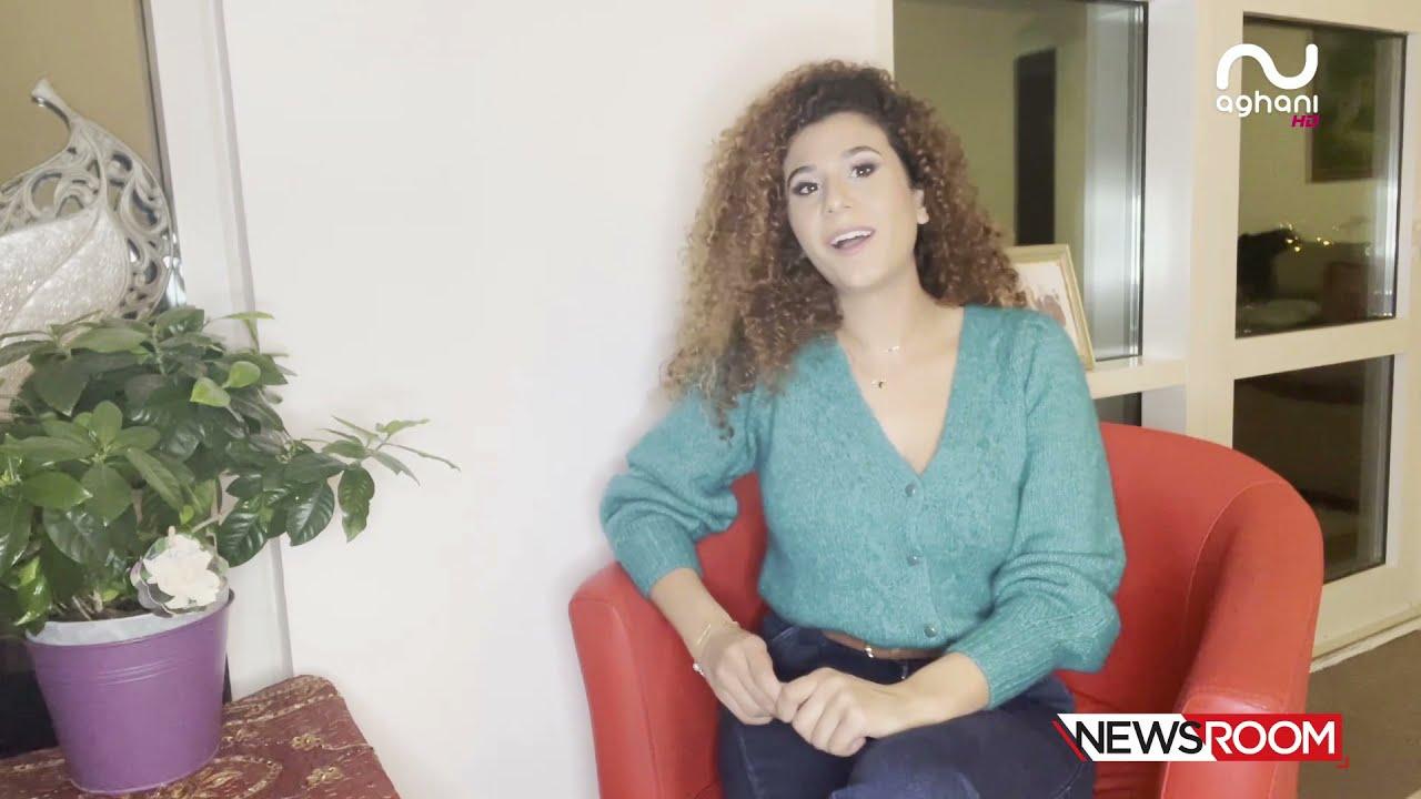 انجي شيا تكشف كواليس