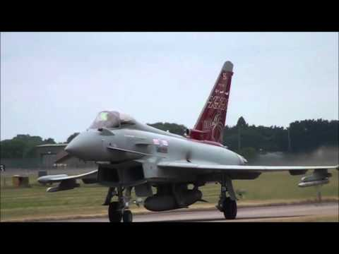 Special Typhoon Schemes from RAF Coningsby.