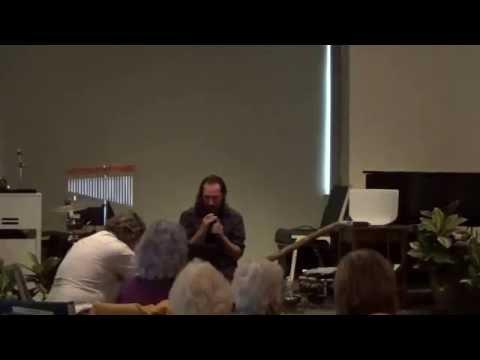 Unity of Savannah, 111216, Revival, Meditation (Matt Duplessie)
