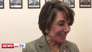 Congresswoman Eshoo  US is capable of recognizing Armenian Genocide