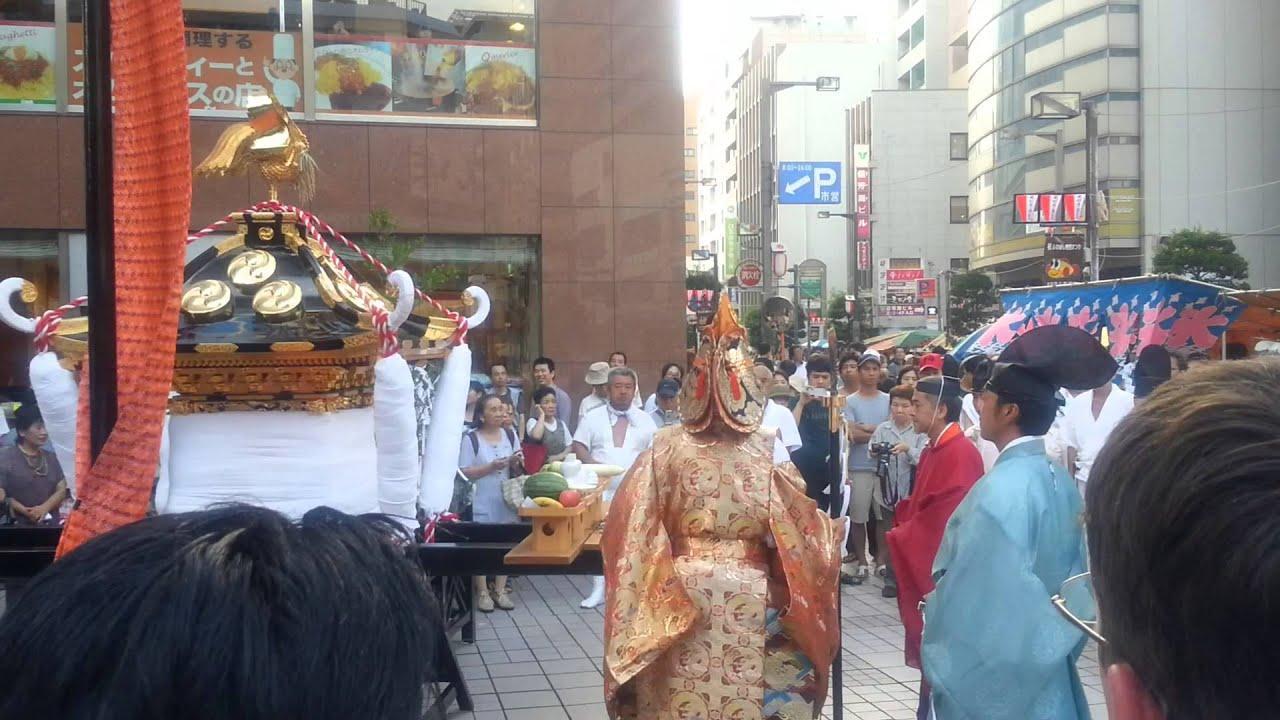 JapanForever In diretta dal Giappone - Fanabashi Matsuri / Honcho Matsuri 2013